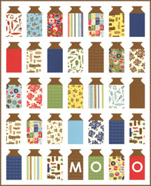 Milk Cow Kitchen Quilt