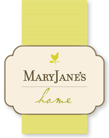 MaryJane's Home [logo]