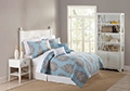 MaryJanes Home 5-Piece Sarita Quilt Set