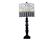 MaryJanes Home Lamp-L2352BK