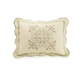 MaryJane's Home Vintage Treasure Quilt Pillow Sham - MJHome-Vintage-Treasure-Quilt-Pillow-Sham