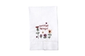 "MaryJanes Home® ""Certified Farmgirl"" Guest Towel"