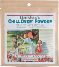 ChillOver Pouch packaging
