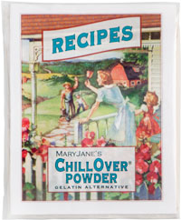 ChillOver Ziplock bulk packaging
