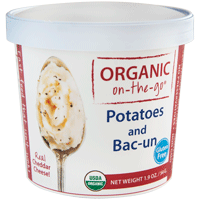 Organic on-the-go packaging