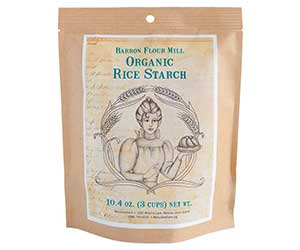 Barron Flour Mill Organic Rice Starch