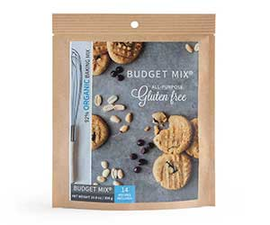 Budget Mix® All-Purpose Gluten Free