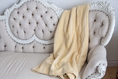 MaryJane's Home® Cotton Herringbone Blankets - MJHome-CottonHerringboneBlanket