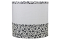 MaryJane's Home Lamp Shade - Dual Fabric Shade