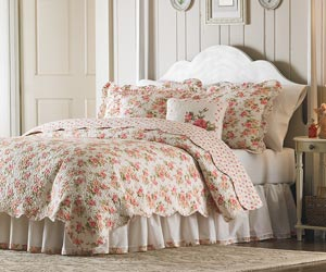 MaryJanes Home Sweet Roses Quilt