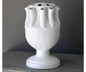 Matte Finish Tulip Vase