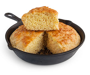 Organic Corn Bread
