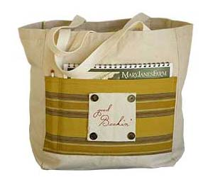 Raising Jane™ Good Bookin' Tote